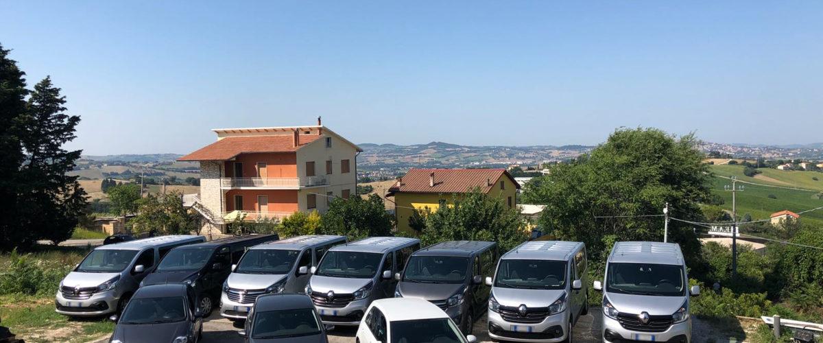 Noleggio a Montefano, Recanati, Ancona