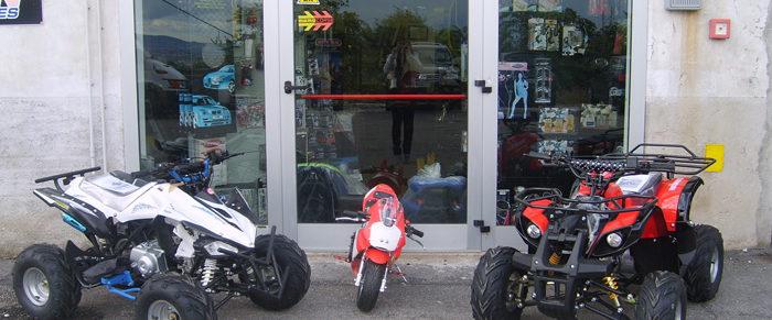 Quad - Minimoto - Minicross Montefano, dove siamo